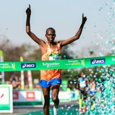 Parigi – Schneider Marathon de Paris
