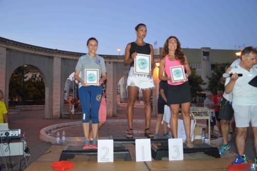 7° Nova Siri Run - Premiazione